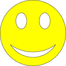Smile clipart black and white free clipart images