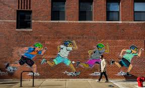 Most Famous Mural Artists by Chicago Murals U0026 Street Art Where To Find Public Art U0026 Tours