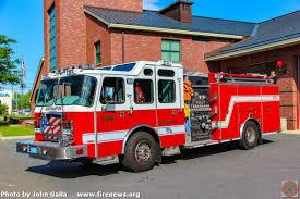 100 Mass Fire Trucks Northampton Department