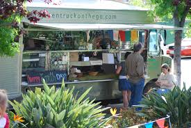 100 Truck Stop San Diego Green Dishes Out Gourmet Local Organic Eats Reader