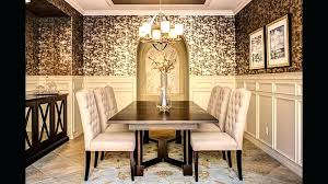 Wallpaper Ideas For Dining Room Elegant Designs Decorating Design