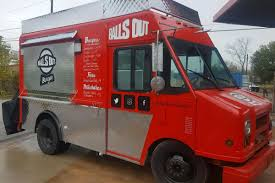 100 Food Trucks Houston Balls Out Burger Expands With New Truck Eater