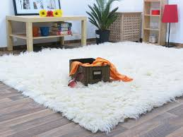 flokati teppich qualität 1500 natur kult shaggy teppich