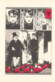 The Cabinet Of Doctor Caligari 1920 by Suehiro Maruo U0027s The Cabinet Of Dr Caligari Electronical Parade