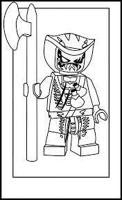 Ninjago Dragons Coloring Pages