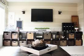 Living Room Makeovers Diy by Industrial Family Room Makeover Taryn Whiteaker