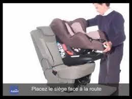 siege auto iseos neo iséos néo de bébé confort installation