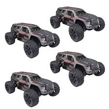 100 Electric Rc Monster Truck Redcat Racing Blackout XTE 110 Scale RC SUV