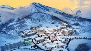100 Utah Luxury Resorts Sundances New Resort Mecca To Feature Homes 5Star Hotels