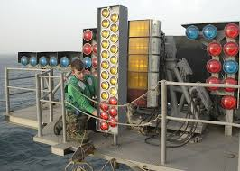100 Aircraft Carrier Interior FileUS Navy 030320N4142G002 Communications