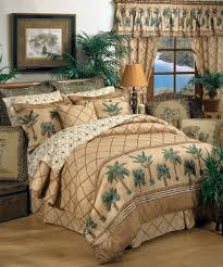 Bone Collector Bedding by Karin Maki Kona Palm Tree Tropical Bedding Comforter Set Or Bed In
