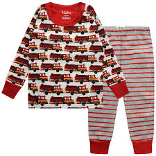 Hatley Baby Boys Fire Trucks Pyjamas