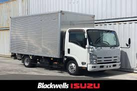 100 Izuzu Trucks Isuzu Elf 20T Wide Bodytail Lift Car Licence 2012 Blackwells