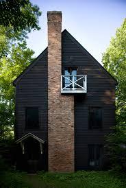 100 Cedar Sided Houses Black Exterior Ideas For A Hauntingly Beautiful Home