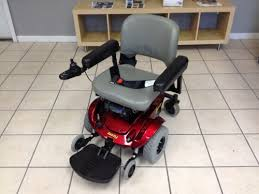 used pride jazzy select powerchair tti mobility products
