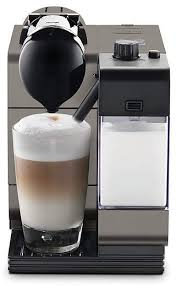Nespresso DeLonghi Lattissima Plus Capsule Espresso Cappuccino Machine Affiliate