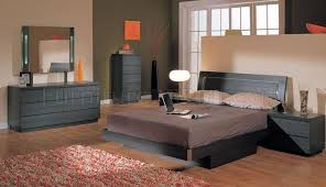 Cook Brothers Bedroom Sets by Ash Finish Modern 5pc Bedroom Set Wqueen Size Storage Bed Queen