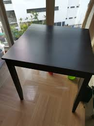 IKEA Table, Furniture, Tables & Chairs On Carousell