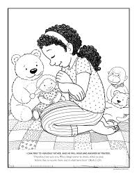 Best Lds Friend Coloring Pages 83 For Download With