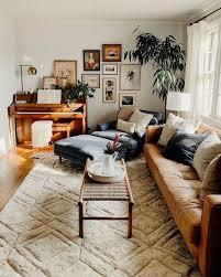 dekorationsideen böhmisches wohnzimmer rustikale wohnkultur