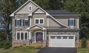 100 Summer Hill Garage Estates 7 Homes Vienna VA Completed 2016