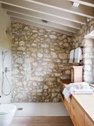 stein im bad wunderbare baddesigns voller natürlicher