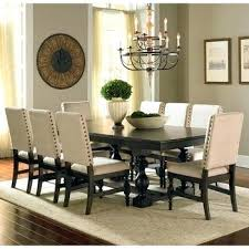 Table Sets Neutral Kitchen Colors And Also Awesome 9 Piece Dining Room About Remodel