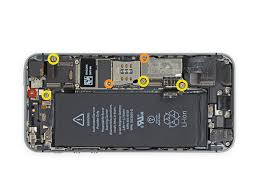 iPhone 5s Logic Board Replacement iFixit