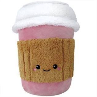 Squishable / Comfort Food Coffee Cup 15""
