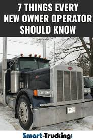 100 Celadon Trucking Careers 7 Things Every New Owner Operator Should Know New Truck Driver