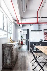 100 Warehouse Home Industrial Converted Into A Family And Creative