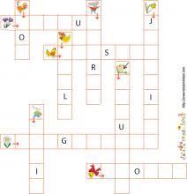 jeux gratuit de cuisine pour gar n mots fléchés gratuits pour enfant jeux de mots imagés à imprimer