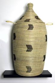 impressionnant panier a linge africain 5 2012 ea deco corbeille