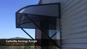 Creative Blinds And Awnings Carbolite Awnings Kyogle - YouTube Awning Awnings Brisbane U Carbolite Sydney Outdoor Bunnings Domus Window Lumina And Barrel Vault Eco Canter Lever Louvers Cantilever External And Melbourne Lifestyle Blinds Modern By Apollo In Retractable Door White With
