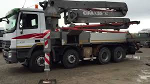 Mercedes Benz 35 Meter CIFA Concrete Pump - YouTube Types Of Concrete Pumps Pump Truck 101 Ads Services Okc Concrete Youtube Concos Putzmeister 47z Specifications Rental And Business Service Paraaque Pumping Action Supply Pump Indonesia Ready Stock For Sale America 70zmeter Truckmounted Boom In Advantage Company Ltd Hire Is There A Reliable Concrete Rental Near Me Wn Development