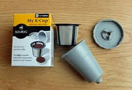 The My K Cup Reusable Filter For Keurig Brewers