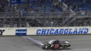 100 Nascar Truck Race Results NASCAR Series Chicagoland Race Brett Moffitt Wins