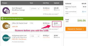 GoDaddy WordPress Hosting for only $1 month Plus a Free Domain
