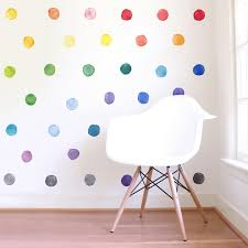 Small Rainbow Dots Wall Decals – Project Nursery Playroom Wall Decals Designedbegnings New Style Hair Salon Sign Vinyl Wall Stickers Barber Shop Badges Watercolor Dots Decals Rocky Mountain Mickey Mouse Decal Is A High Quality Displaying Boys Nursery Pmpsssecretariat Girl Baby Bedroom Quote Letter Sticker Decor Diy Luludecals Five Owl Waterproof Hollow Out Home Art And Notonthehighstreetcom Cheap Minnie Find Deals For Kids Room Dcor This Such Simple Ikea Hack All You Need Little Spraypaint