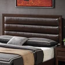 Black Leather Headboard California King by Astounding Brown Leather Headboard Queen Headboard Ikea Action
