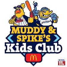 Sign Up For Muddy Spikes Kids Club Year Round Fantastic Family Entertainment Join Thousands Of Other Junior Mud Hens Walleye Fans By Becoming A