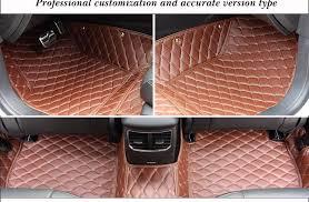 Honda Accord Floor Mats 2007 by Car Floor Mats Car Special Floor Mat Black Beige Wine Red Brown