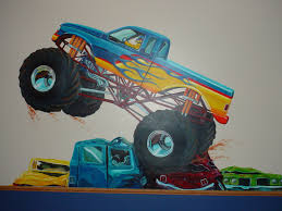 Monster Truck Paintings Design Of Monster Jam Wall Decals | Home Art ... Monster Truck Vinyl Wall Decal Car Son Room Decor Garage Art Grave Digger Fathead Jr Shop For Sticker Launch Os_mb592 Products Tagged Cstruction Decal Stephen Edward Graphics Blue Thunder Trucks And Decals Stickers Jam El Toro Giant Elegant Familytreeshistorycom Blaze The Machines Scene Setters Decorating Kit Decals Home Fniture Diy Mohawk Warrior Warrior Monster Trucks Jam Wall Stickers Transportation 15 Fire