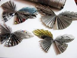 Easy Newspaper Crafts For Kids