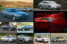 Toyota Camry History: A Closer Look At The Lineage Of America's Best ...