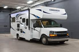 2018 Gulf Stream Conquest 6237LE Class C Motorhome Chevy