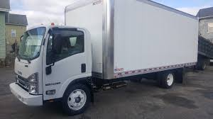 New Isuzu FTR, NPR Trucks For Sale | MA Commercial Trucks