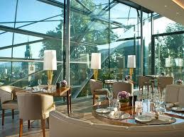 the glass garden restaurant salzburg das haubenrestaurant