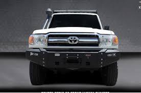 100 Toyota Truck Bumpers VPR 4x4 PD151 Ultima Front Bumper Serie 70 Seris 2007