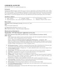 Angular 2 Sample Resume With Experience Samples August Dream Job 4